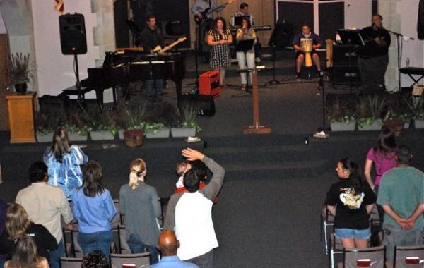 Worship Photos