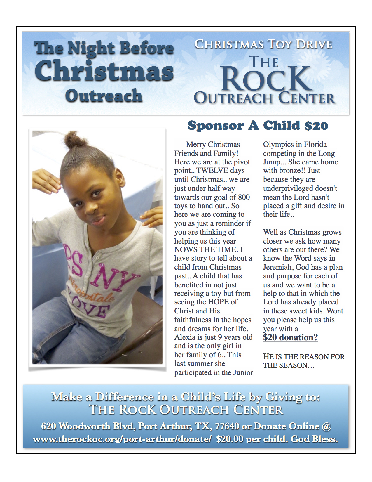 Christmas Toy Drive 2015